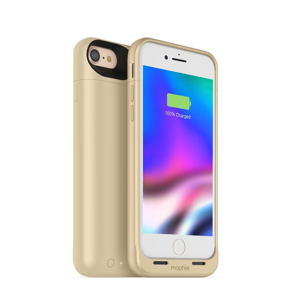 juice pack air - Apple iPhone SE/8/7 (Gold)