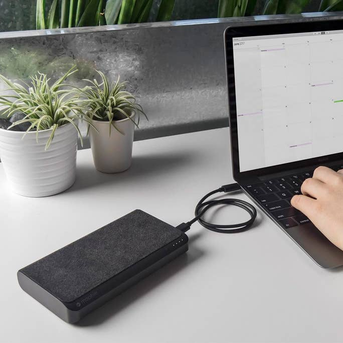 USB-C PD Fast Charging  Capable of 30W charging speeds to power USB-C laptops