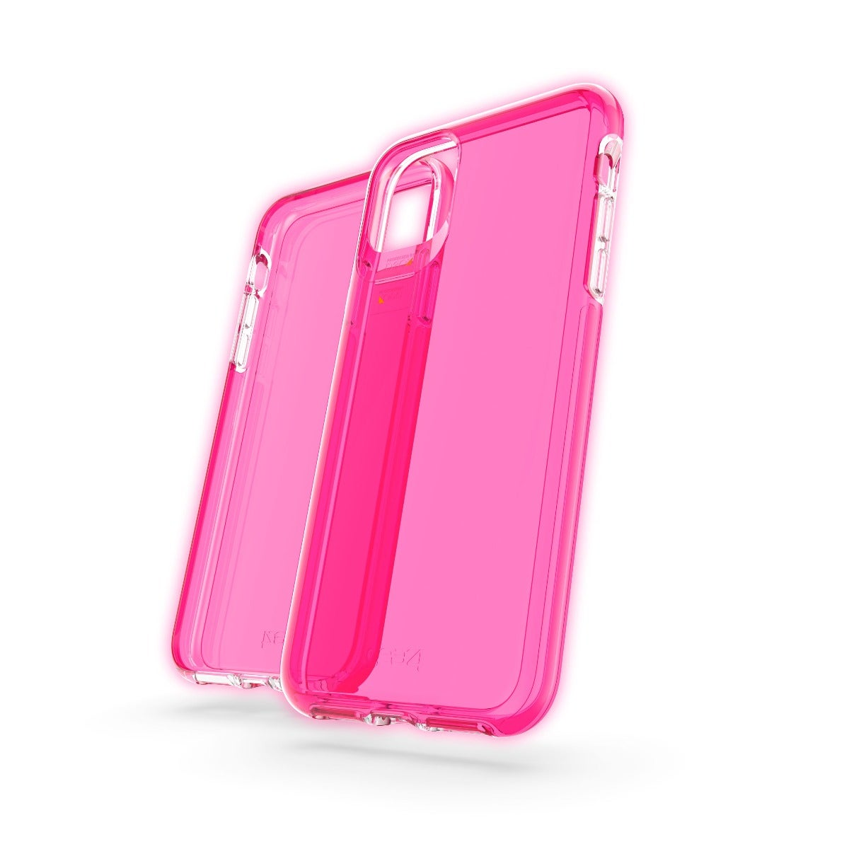 Crystal Palace iPhone 11 Pro Max (Neon Pink)