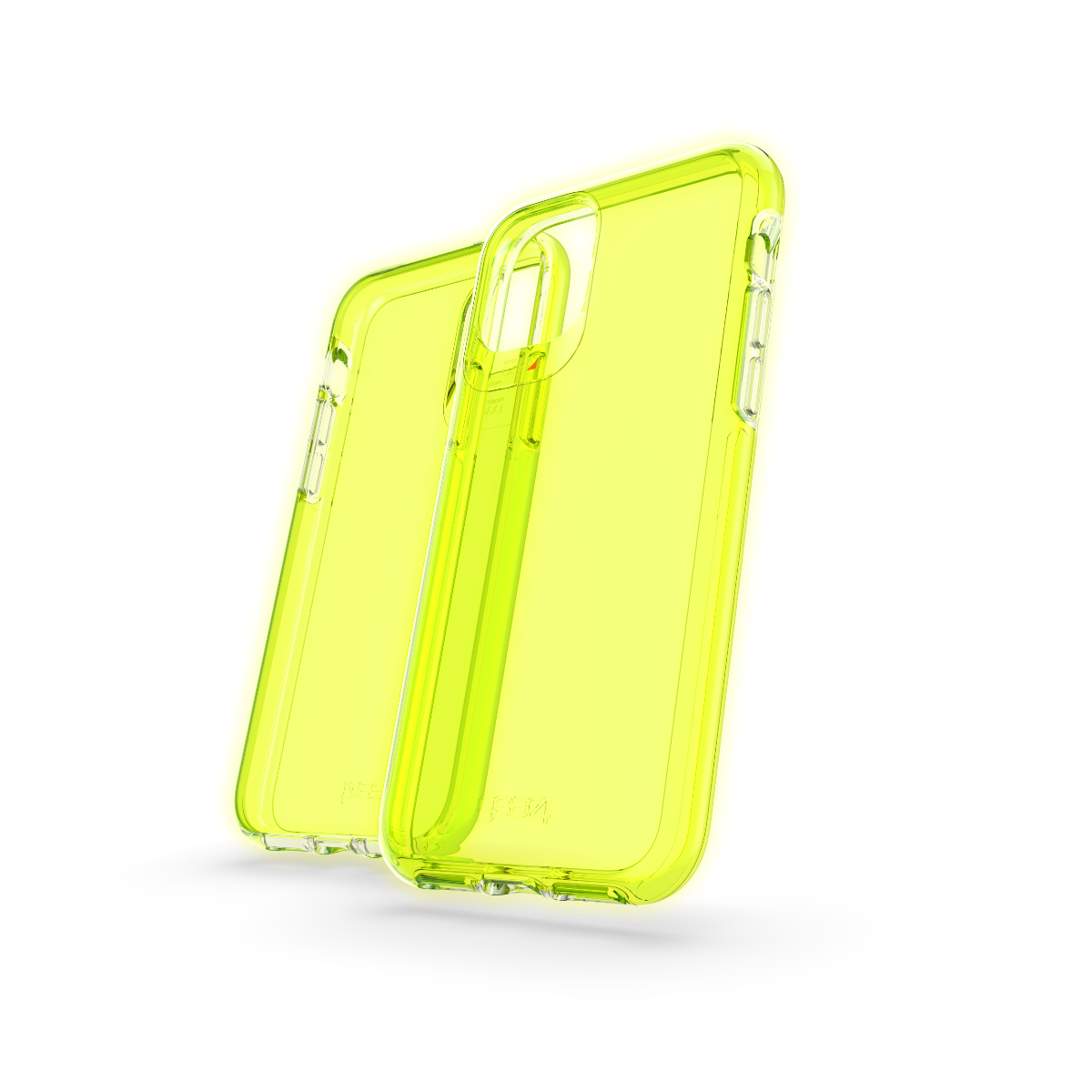 Crystal Palace iPhone 11 Pro (Neon Yellow)