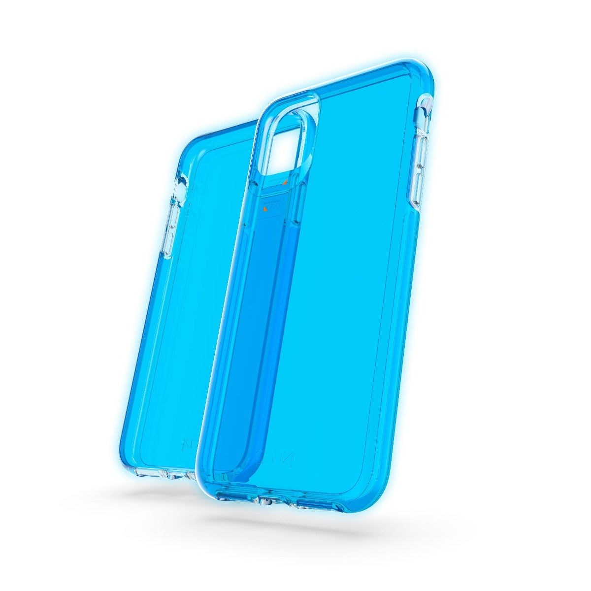 Crystal Palace iPhone 11 Pro Max (Neon Blue)