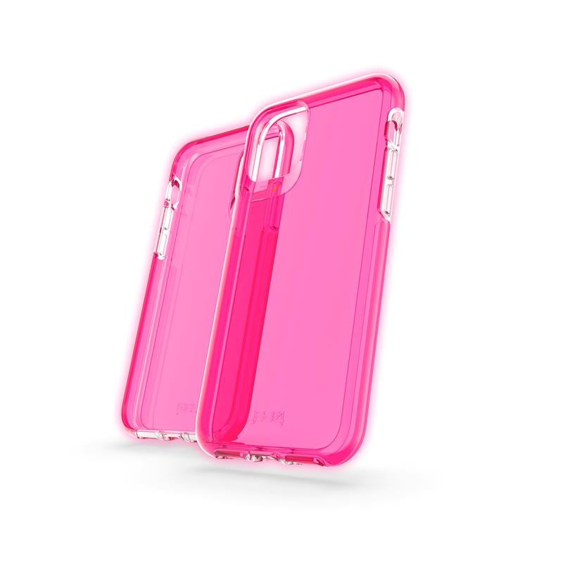 Crystal Palace iPhone 11 Pro (Neon Pink)