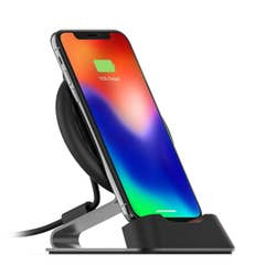charge stream desk stand