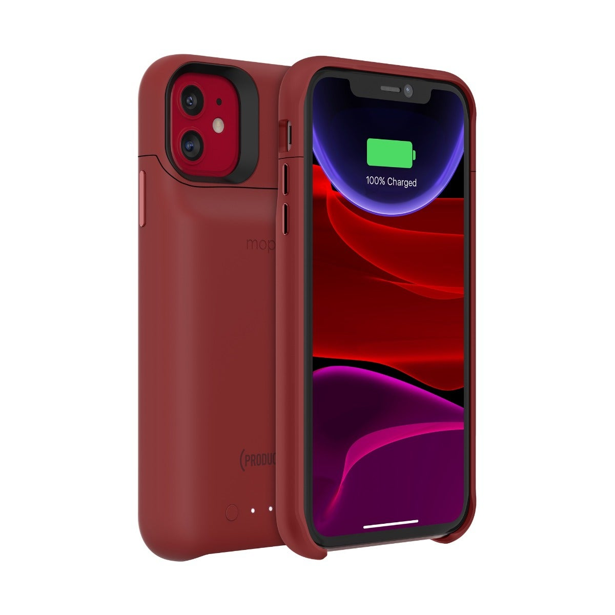 juice pack access - Apple iPhone 11 (Red)