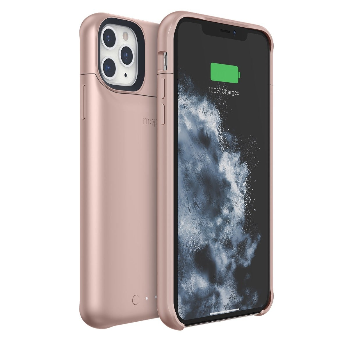 juice pack access - Apple iPhone 11 Pro Max (Blush Pink)