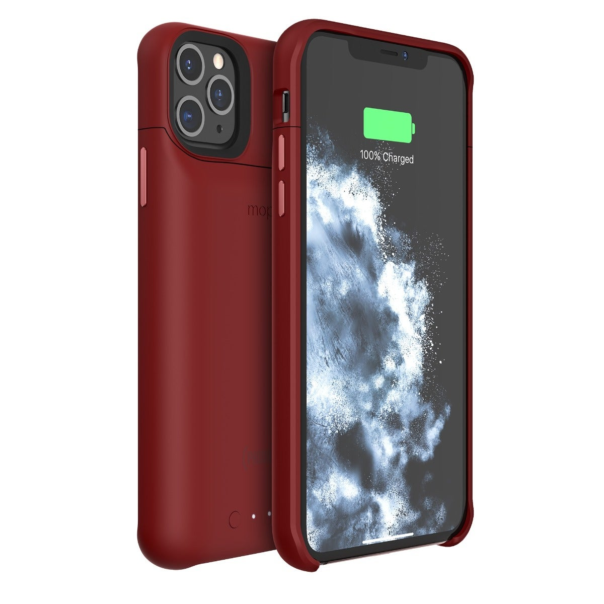 juice pack access - Apple iPhone 11 Pro Max (Red)