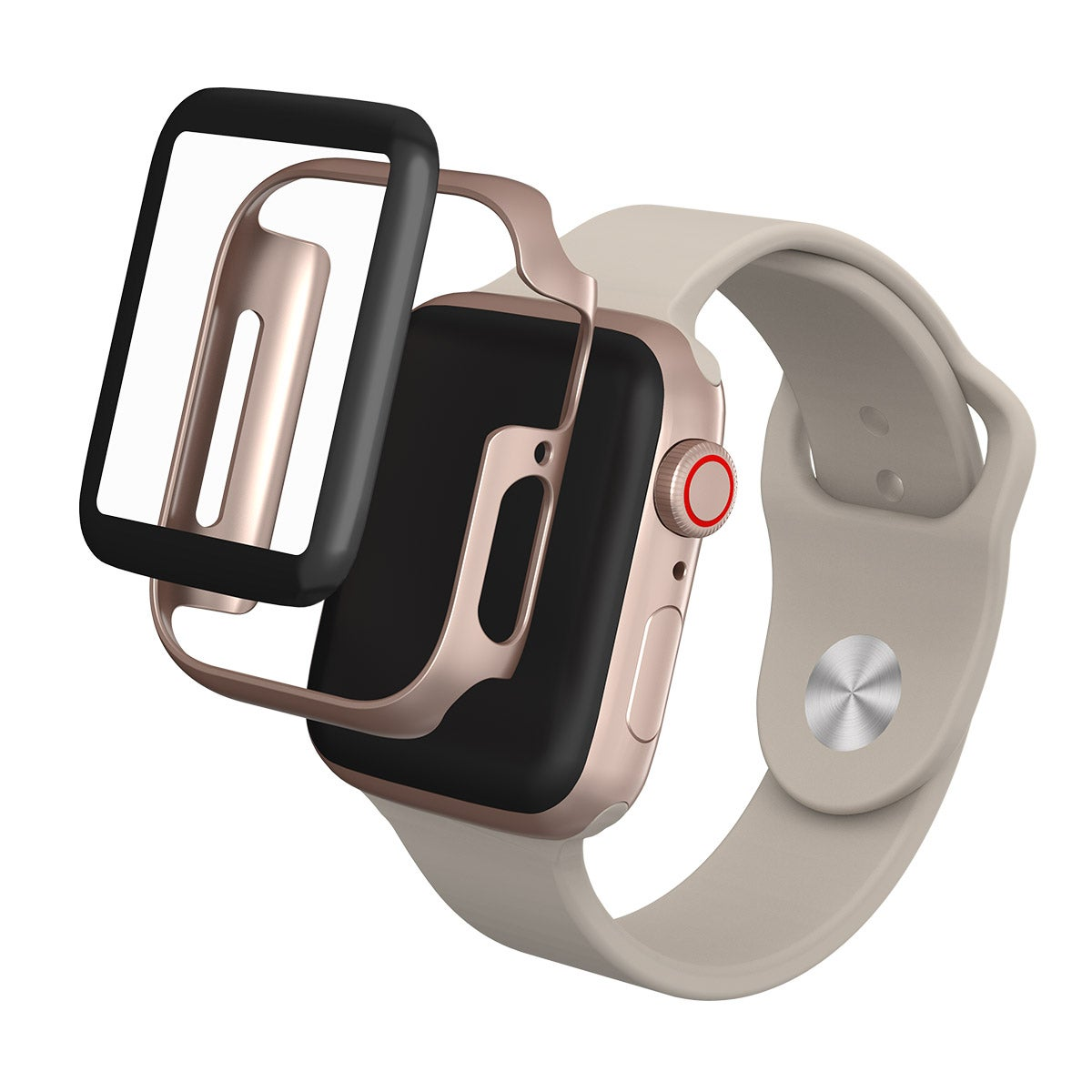 GlassFusion 360 Apple Watch Series 5/4 (40mm-Gold)