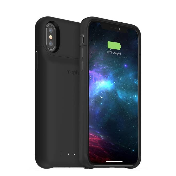 Mophie Juice Pack Access 2000mAh Battery Case for iPhone Xs & iPhone X