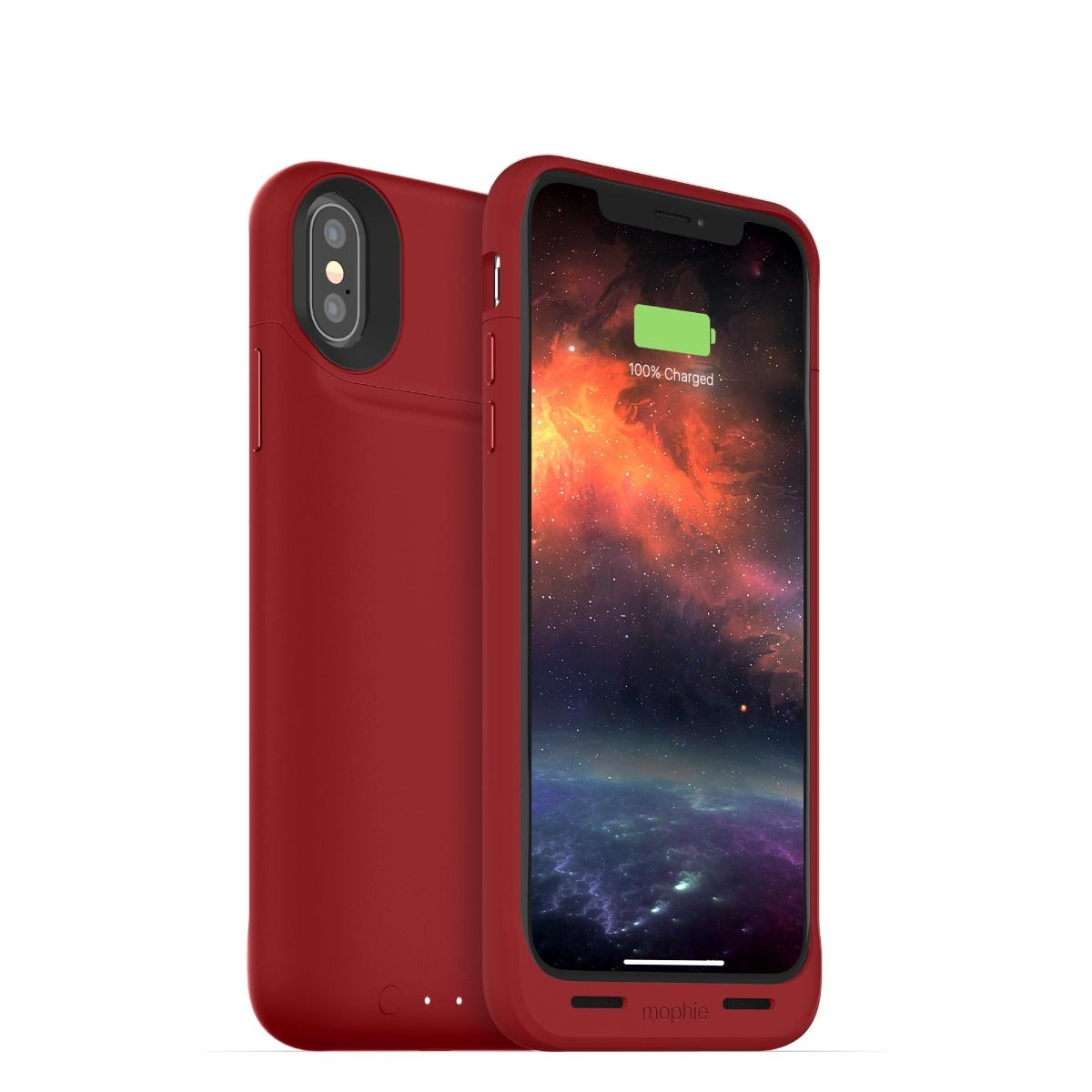 juice pack air - Apple iPhone Xs (Red)