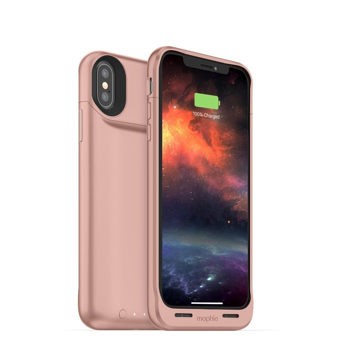 juice pack air - Apple iPhone Xs (Rose Gold)
