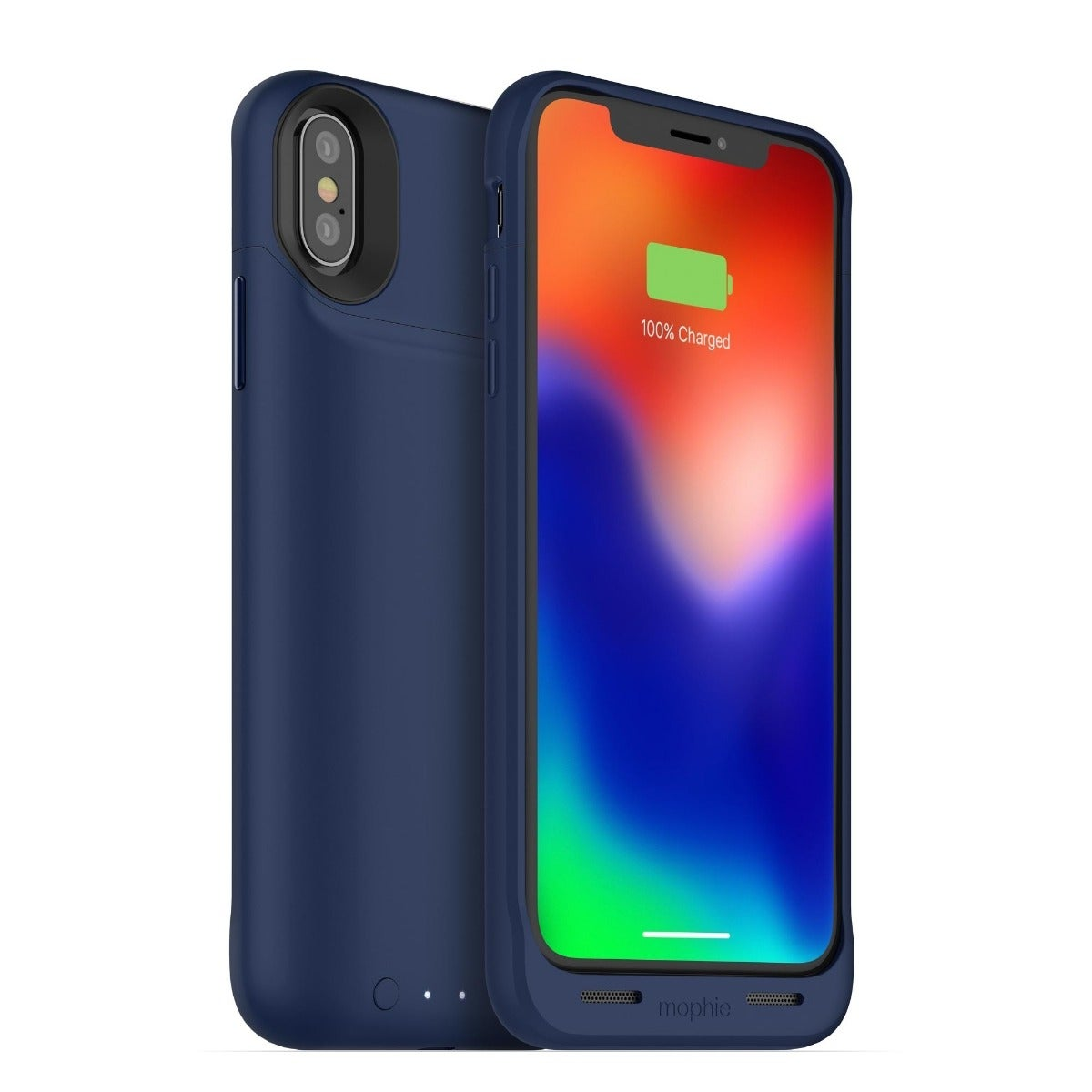 juice pack air - Apple iPhone X (Blue)