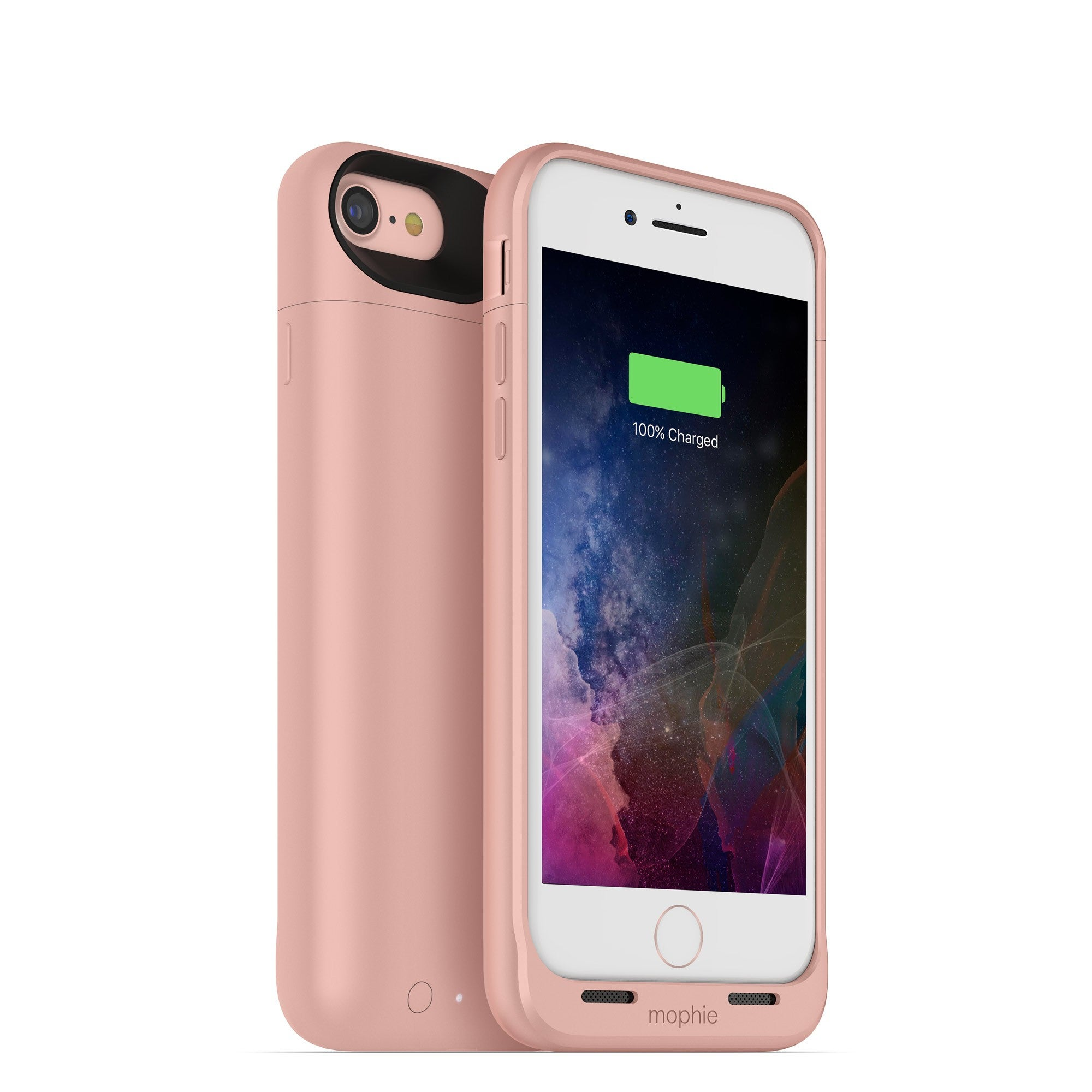 juice pack air - Apple iPhone SE/8/7 (Rose Gold)