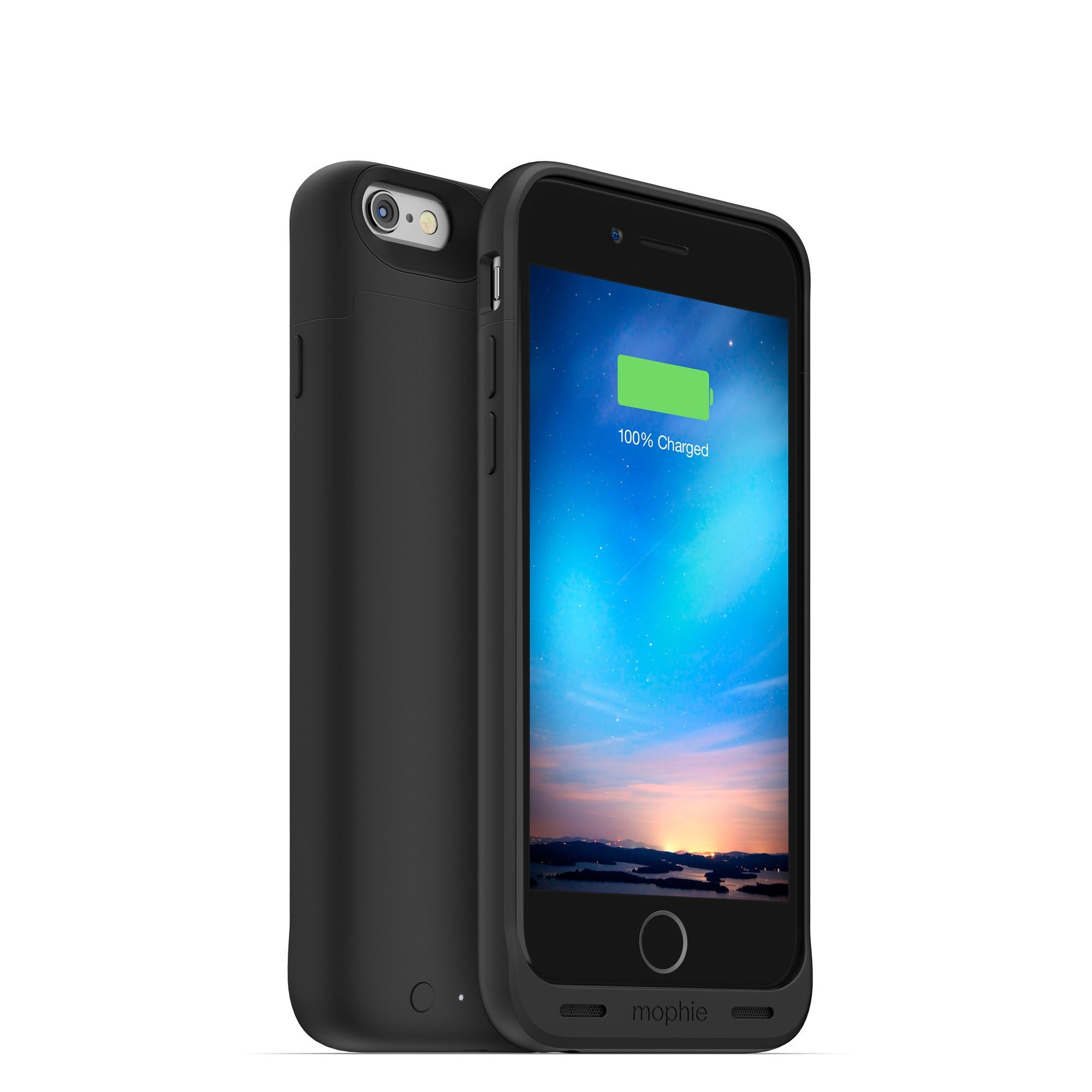 mophie juice pack reserve for the Apple iPhone 6 6s Black