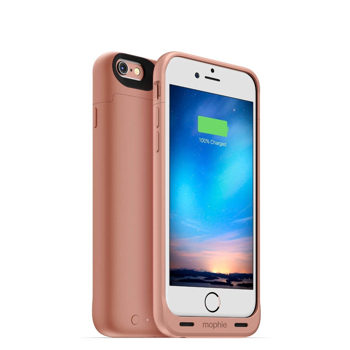 mophie juice pack reserve for the Apple iPhone 6 6s Rose Gold
