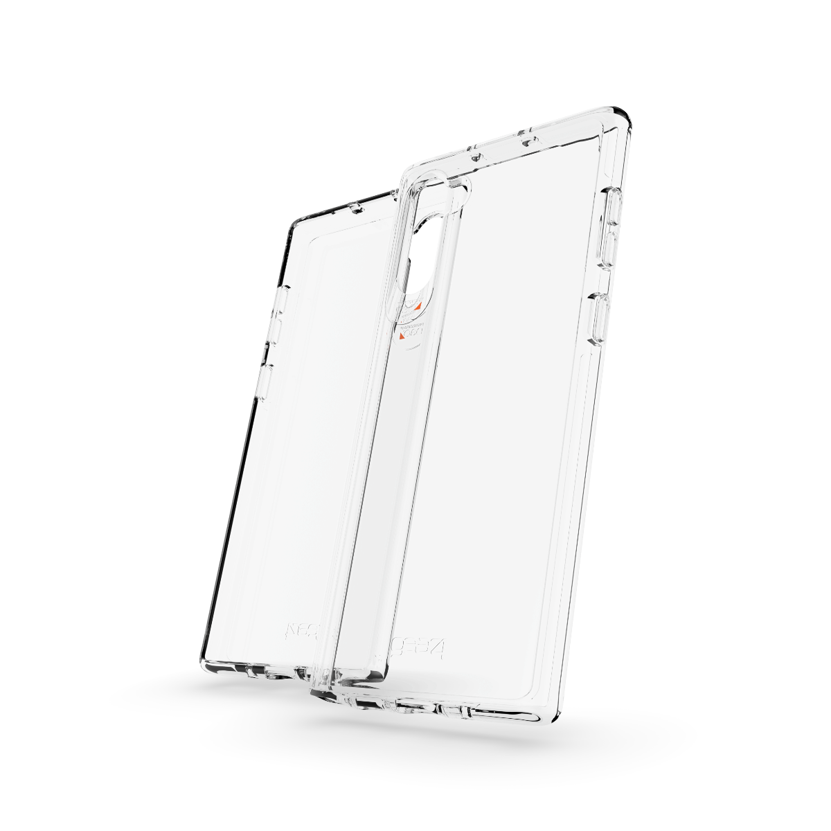 Crystal Palace Galaxy Note10 (Clear)