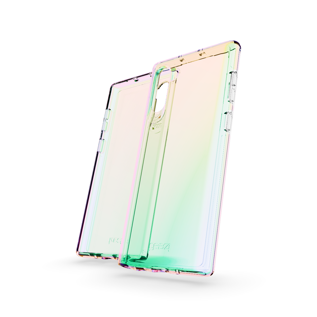 Crystal Palace Galaxy Note10 (Iridescent)
