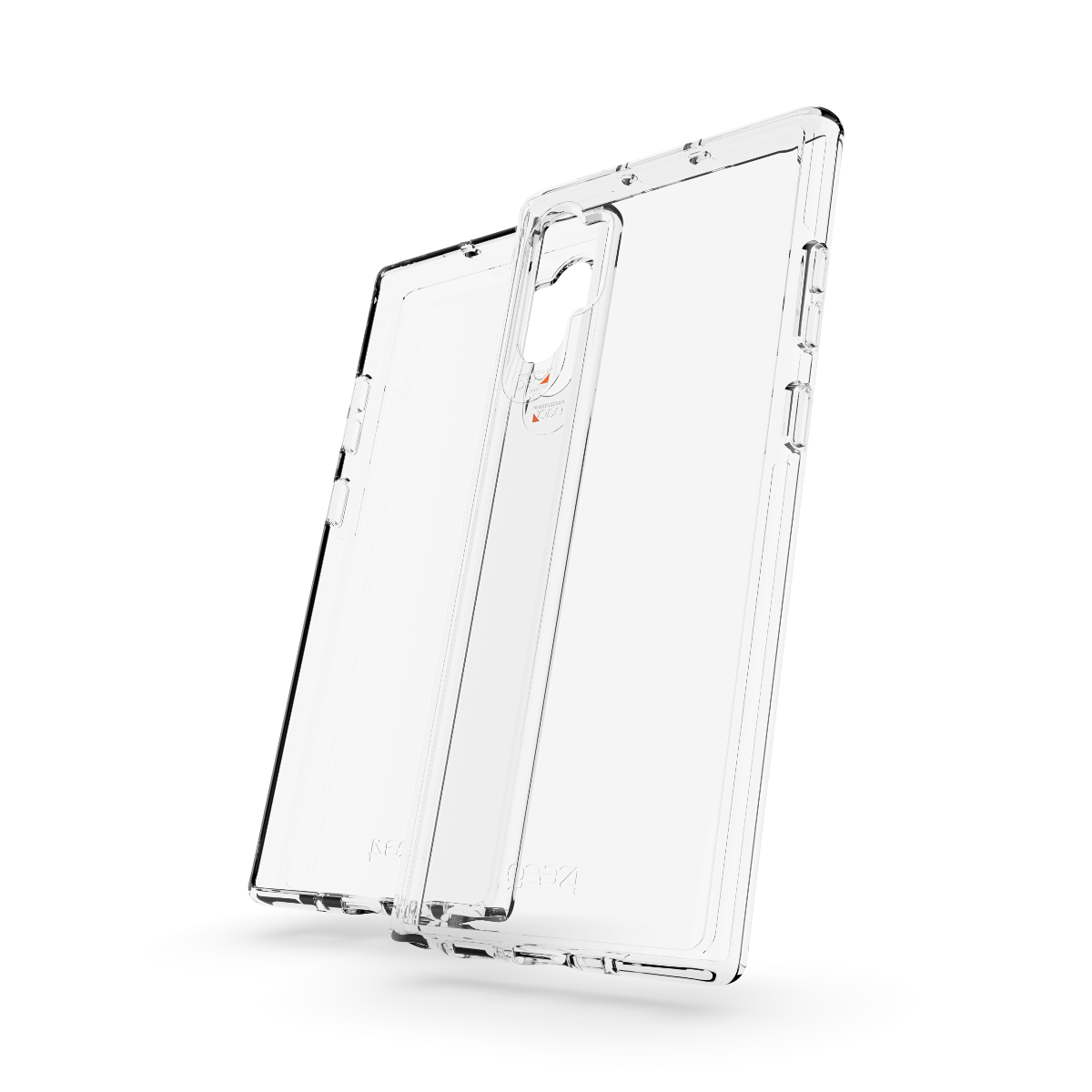 Crystal Palace Galaxy Note10+ (Clear)