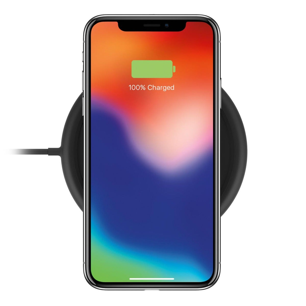 wireless charging base (Black) - U.S. Wall Adapter