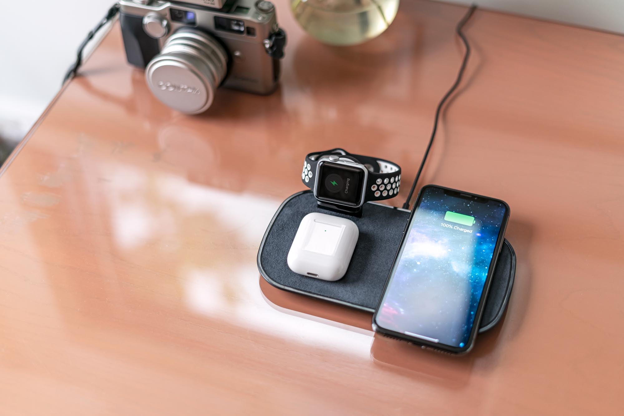 3-in-1 wireless charging pad 5