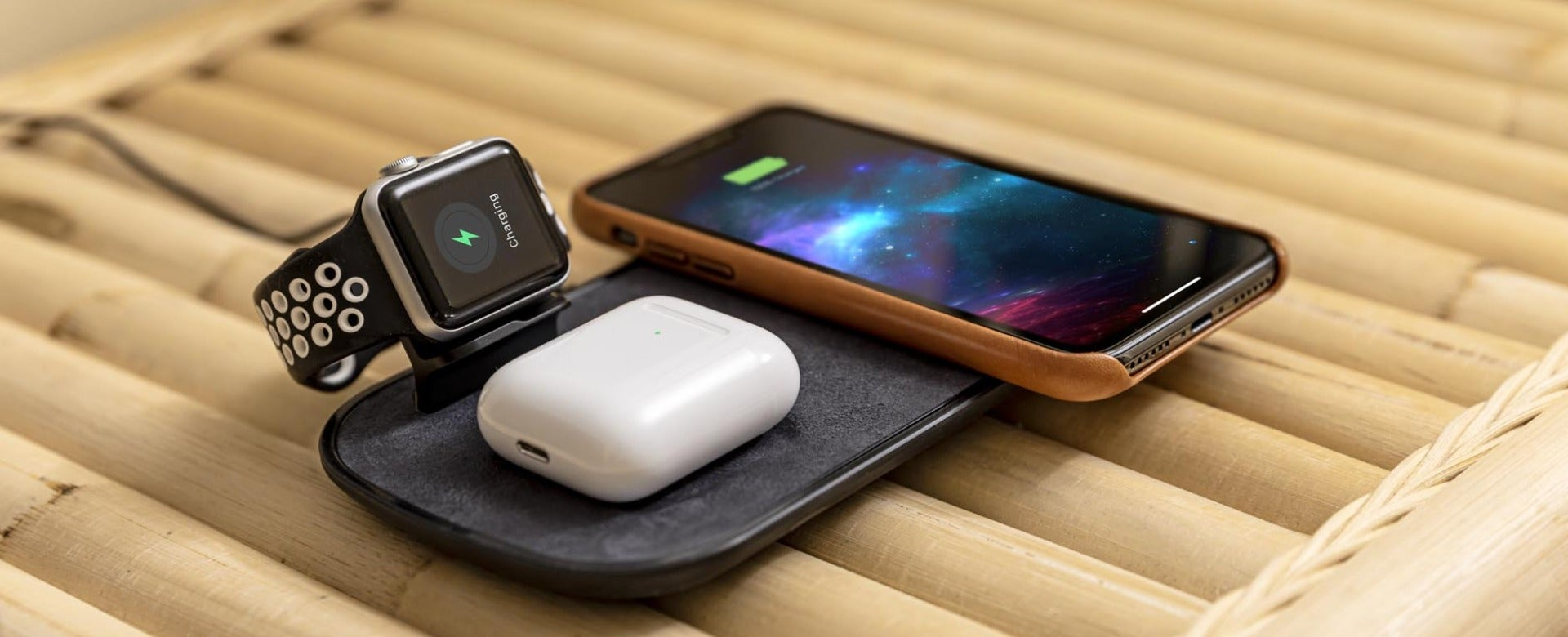 3in1 Wireless Charging Pad