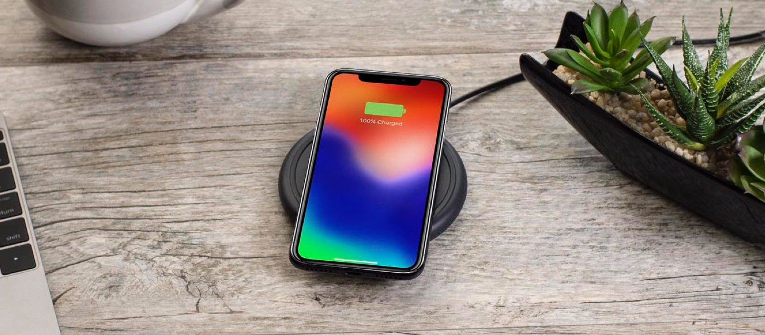 mophie Miller Wireless Charging Base